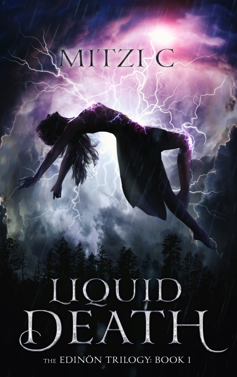 Liquid Death: Book 1 in The Edinön Trilogy